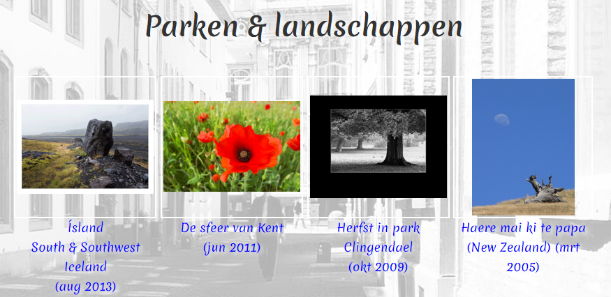 2016-03-08 Screenshot albums landschappen