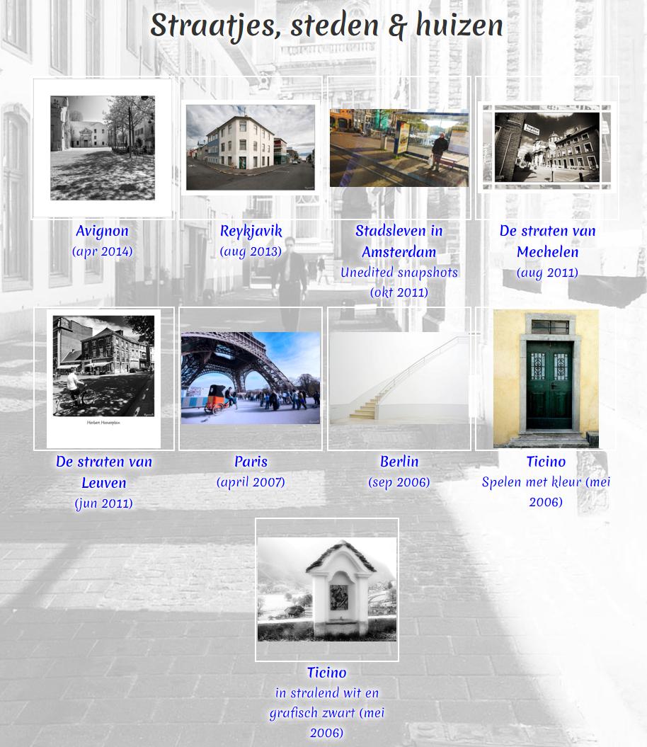2016-03-26 Screenshot albums straatfotografie